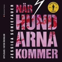 Cover for När hundarna kommer