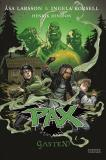 Cover for PAX. Gasten
