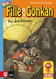Cover for Fille och Gonkan hos detektiverna