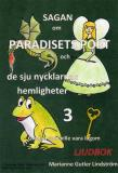 Cover for Sagan om Paradisets port 3. Grodan som ville vara lagom