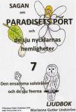 Omslagsbild för Sagan om Paradisets port 7. Den ensamma solstrålen och de sju feerna