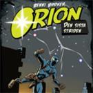 Omslagsbild för Orion. Den sista striden