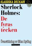 Omslagsbild för Sherlock Holmes: De fyras tecken