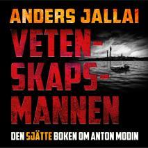 Cover for Vetenskapsmannen