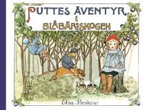 Omslagsbild för Puttes äventyr i blåbärsskogen : Ritade och berättade