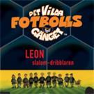 Bokomslag för Det vilda fotbollsgänget - Leon
