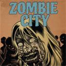 Omslagsbild för Zombie city, Ensam i mörkret