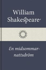 Cover for En midsommarnattsdröm