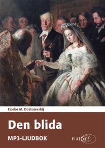 Cover for Den blida (Krotkaja)