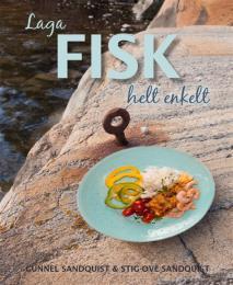 Omslagsbild för Laga fisk, helt enkelt