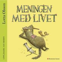 Cover for Meningen med livet