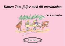 Cover for Katten Tom följer med till marknaden