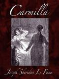 Cover for Carmilla