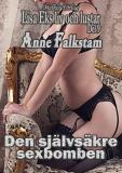Cover for Lisa Eks liv och lustar - Del 9 - Den självsäkre sexbomben