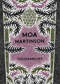 Cover for Fjäderbrevet