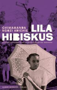 Omslagsbild för Lila hibiskus