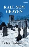Bokomslag för Kall som graven