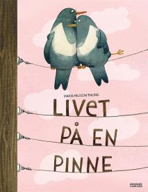 Cover for Livet på en pinne