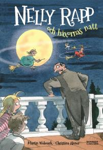 Cover for Nelly Rapp och häxornas natt