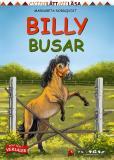 Bokomslag för Billy busar