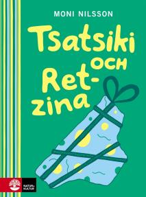 Cover for Tsatsiki och Retzina