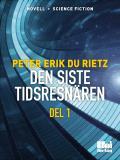 Cover for Den siste tidsresenären D. 1