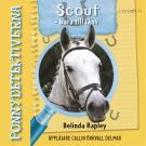 Bokomslag för Ponnydetektiverna Scout - bara till låns