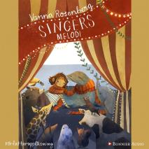 Cover for Singers melodi