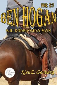Cover for Ben Hogan - Nr 27 - Sju dödsdömda män