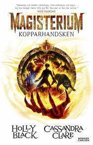 Omslagsbild för Kopparhandsken