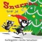 Omslagsbild för Snurran firar jul