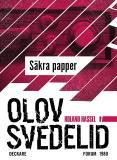 Omslagsbild för Säkra papper : En Roland Hassel-thriller
