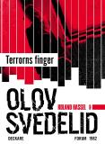 Omslagsbild för Terrorns finger : En Roland Hassel-thriller