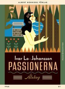 Omslagsbild för Passionerna : Älskog
