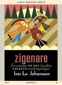Omslagsbild för Zigenare : En sommar på det hemlösa folkets vandringsstigar
