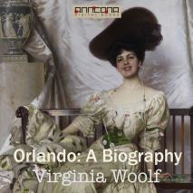 Cover for Orlando: A Biography
