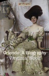 Cover for Orlando: A Biography