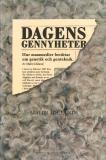 Omslagsbild för Dagens gennyheter : hur massmedier berättar om genetik och genteknik