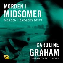 Omslagsbild för Morden i Badgers Drift