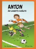 Omslagsbild för Anton är lagets hjälte