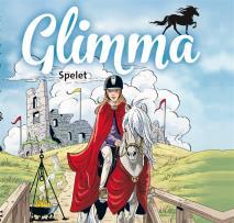 Omslagsbild för Glimma: Spelet