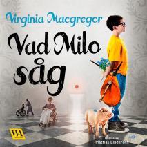 Cover for Vad Milo såg