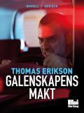 Cover for Galenskapens makt