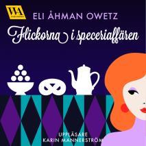Cover for Flickorna i speceriaffären