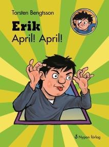 Omslagsbild för Erik April! April!