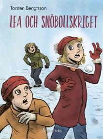 Cover for Lea och snöbollskriget