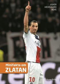 Cover for Minifakta om Zlatan