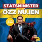 Bokomslag för Statsminister Özz Nûjen