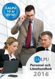 Omslagsbild för Galpu Personal och Lönehandbok 2016