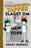 Cover for Slaget om New York - Tvillingarna Tapper 2